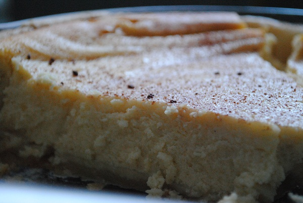Ricotta Pie - My Halal Kitchen by