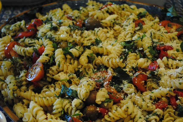 The many varieties of traditional eid foods my halal kitchen by italian vegetarian pasta salad forumfinder Gallery